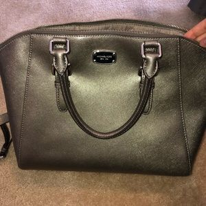 Bronze Michael Kors Purse